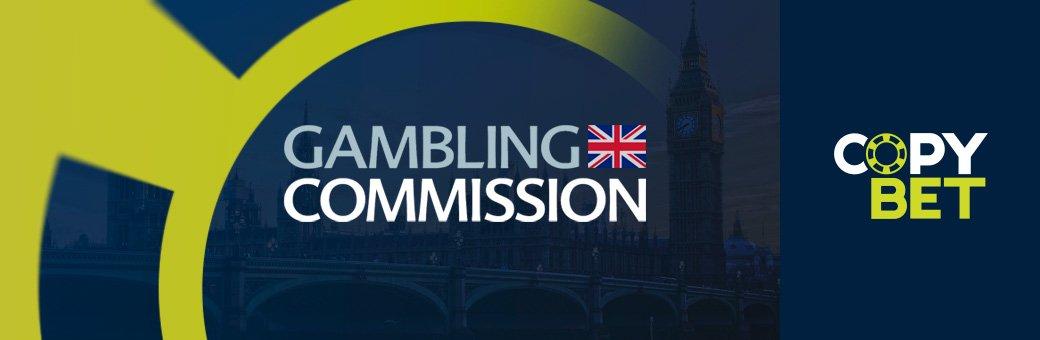 CopyBet recebe a licença da Comissão de Jogos de Sorte e Azar do Reino Unido