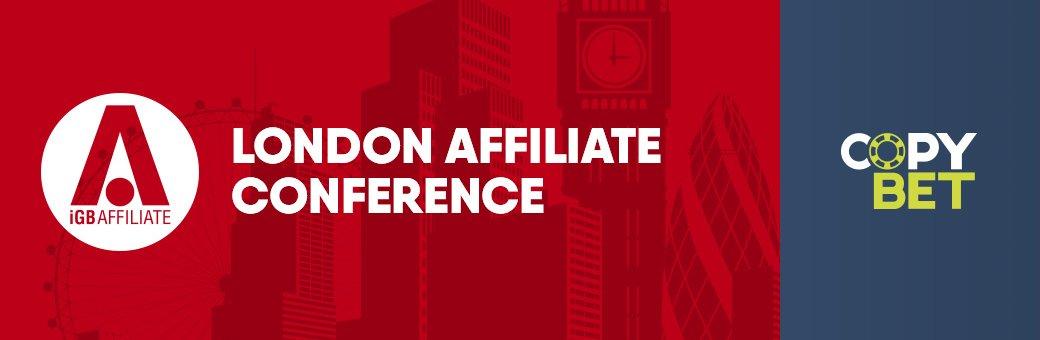 CopyBet vil deltage i London Affiliate Conference
