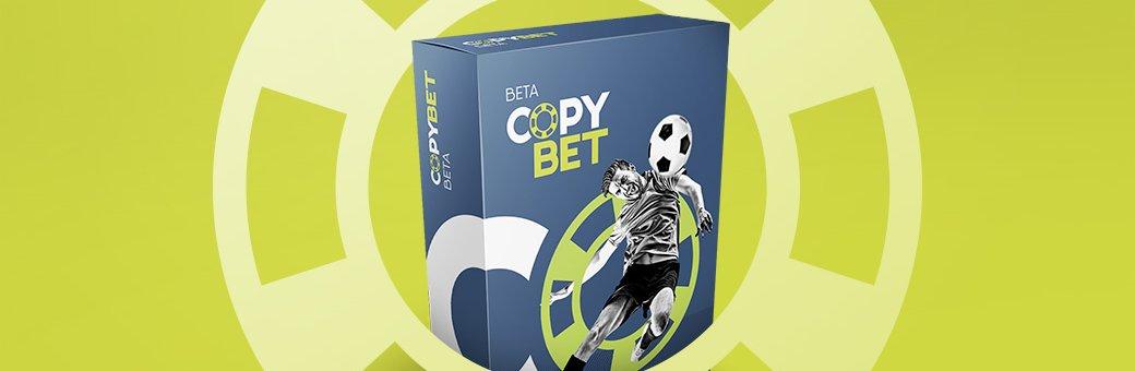 A plataforma CopyBet está disponível em versão beta