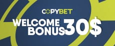 CopyBet is greeting new clients with a welcome bonus